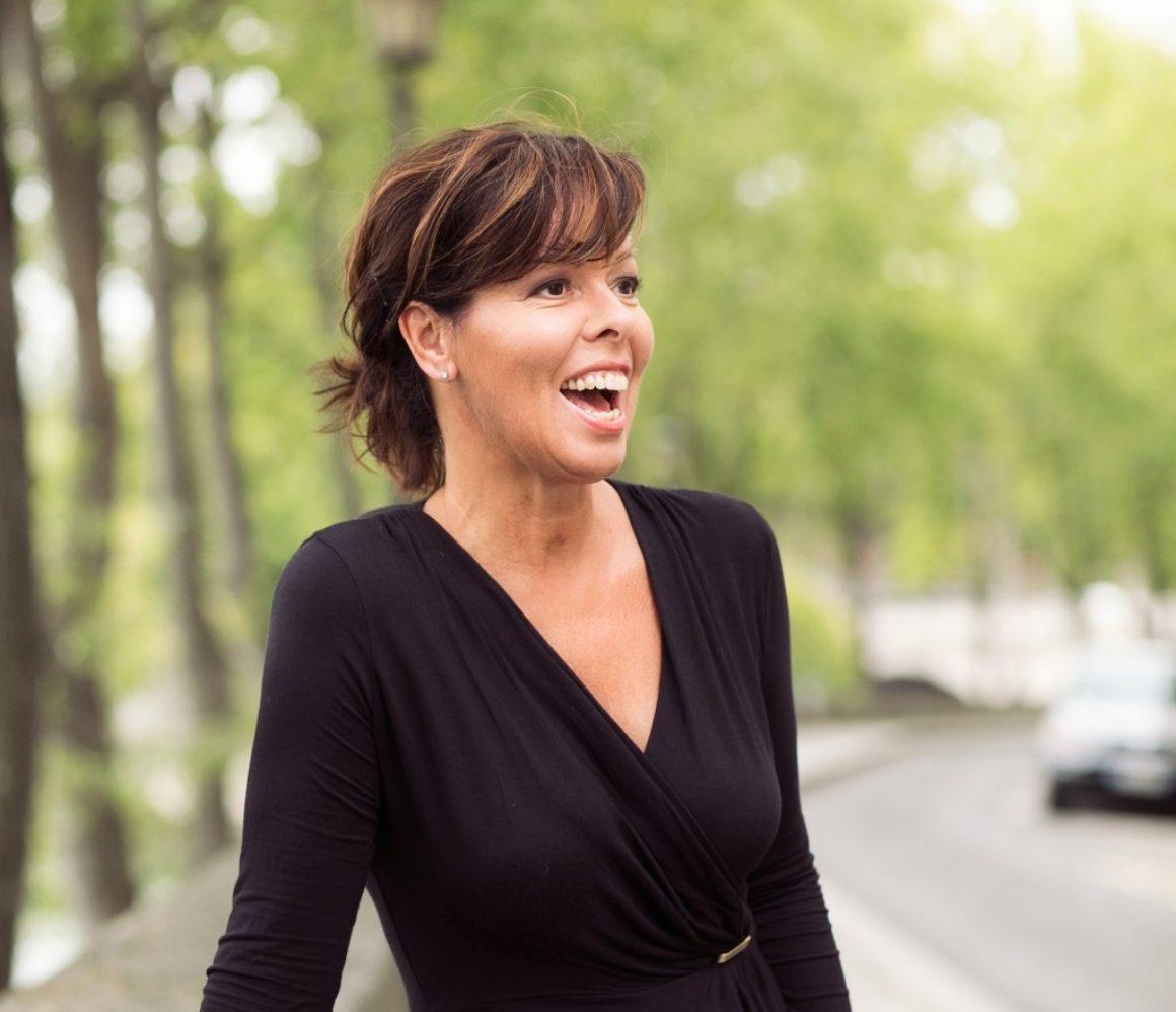 Christina Stielli Årets kvinnliga talare 2014