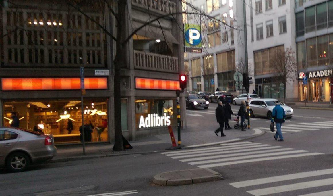 Adlibris öppnar sin första butik i Stockholm