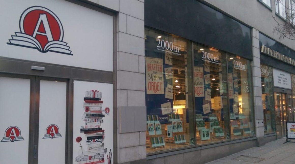 Akademibokhandeln storsatsar på Bokrean 2017 – rea även i nätbokhandeln