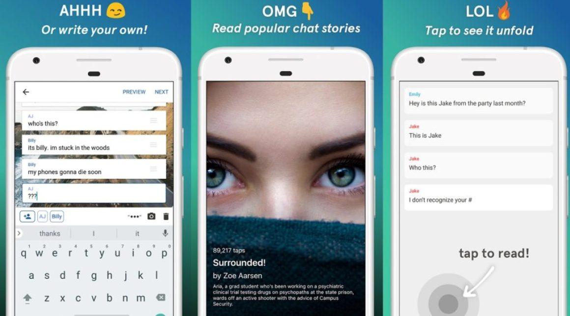 Chat-romaner nya trenden – Wattpad lanserar Tap