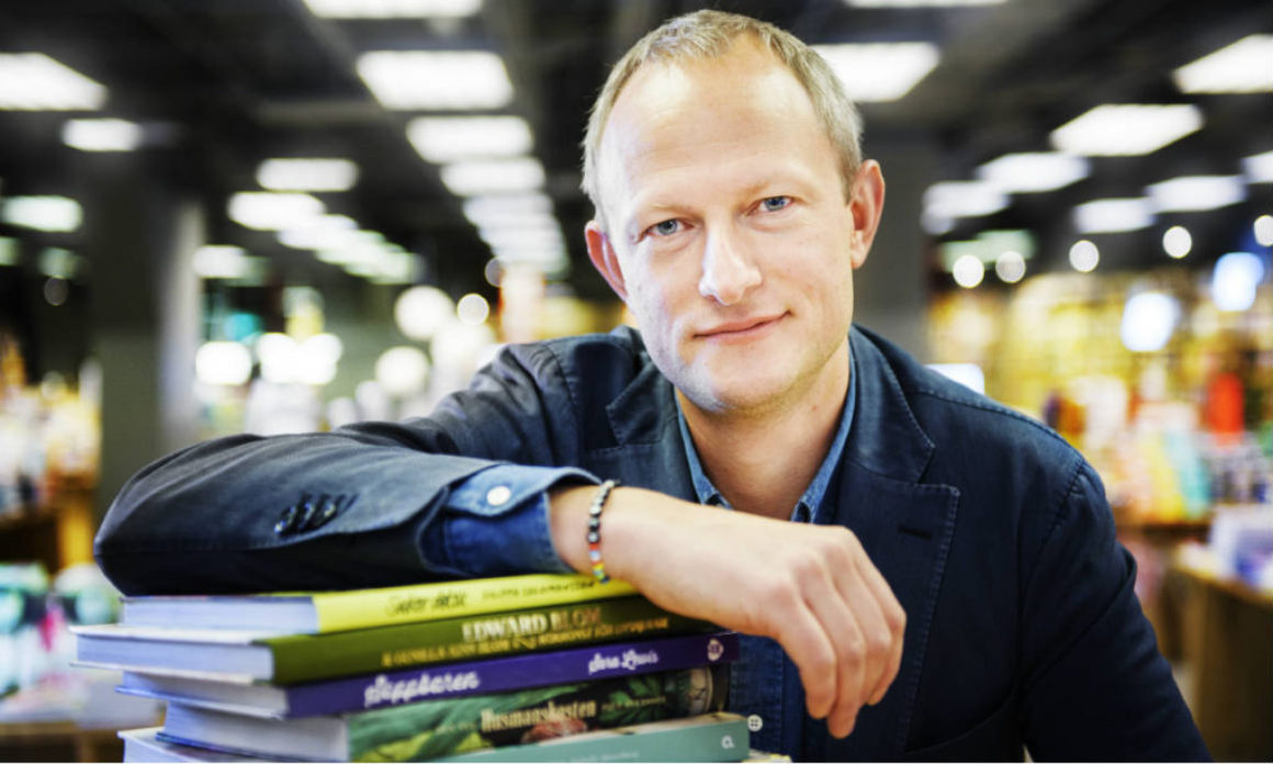 Jubileumsintervju: Tre år sedan Johan Kleberg fick VD-jobbet på Adlibris