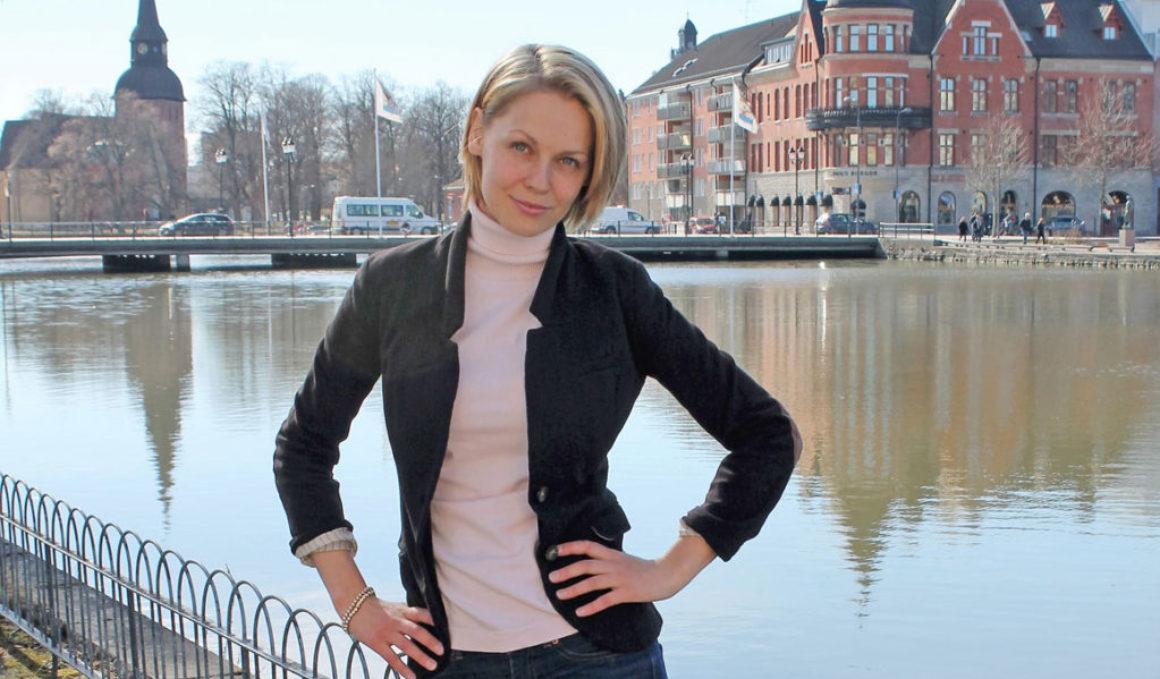 Ensamstående med litet barn, då ger Tanja Matila ut en barnbok