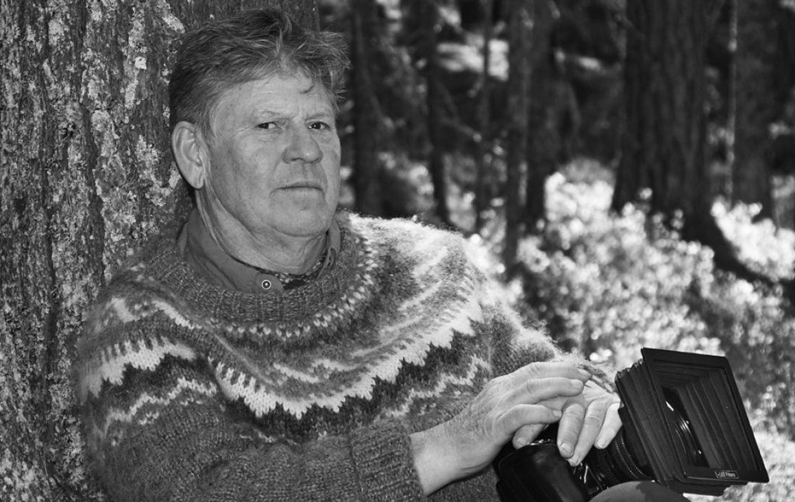 Fotografen Leif Milling tävlar i World Cook Book award