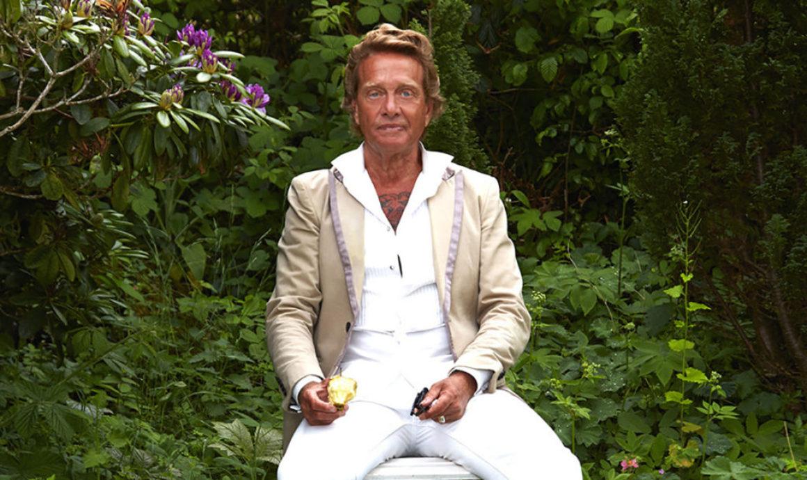 Björn Ranelid viger par under Bokmässan 2017