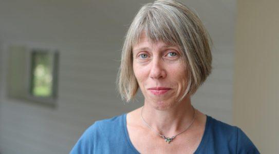 """Johanna Hedenberg: """"Ferrante blir nästan som ett visitkort"""""""