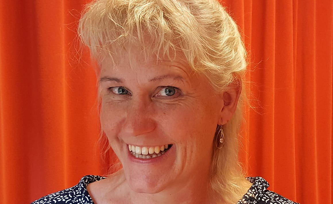Karin Hjelm Foto: Privat