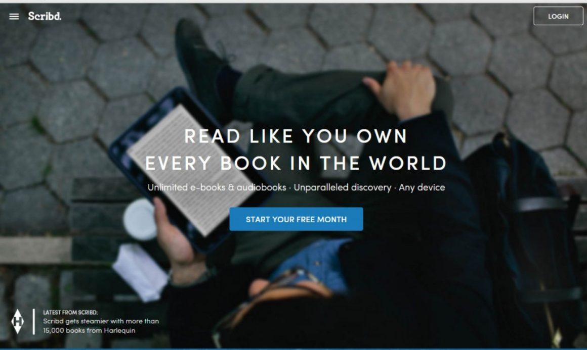 Prenumerationstjänsten Scribd tar in 160 miljoner kronor i riskkapital