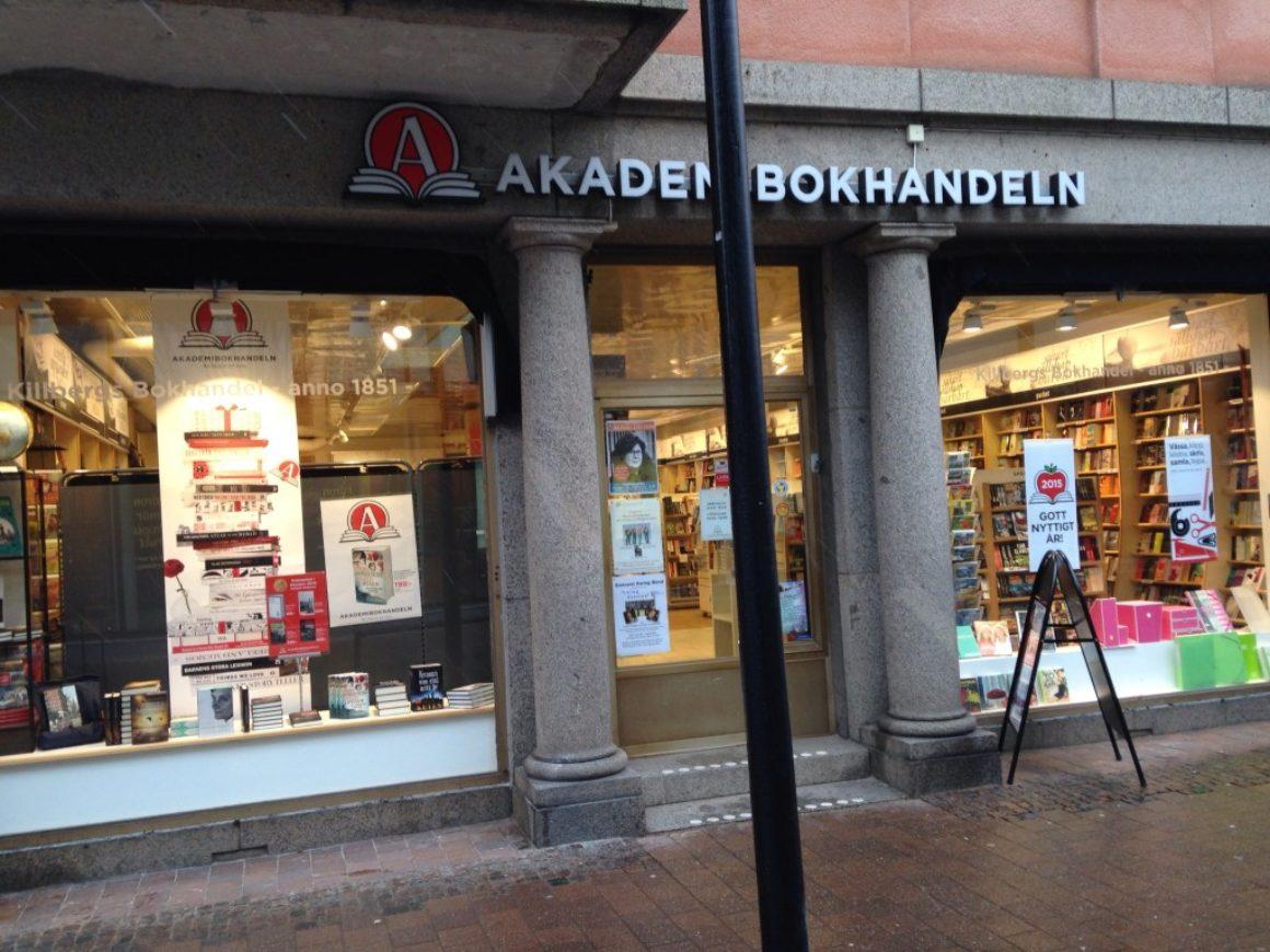 En veteran i bokbranschen – intervju med Richard Killberg