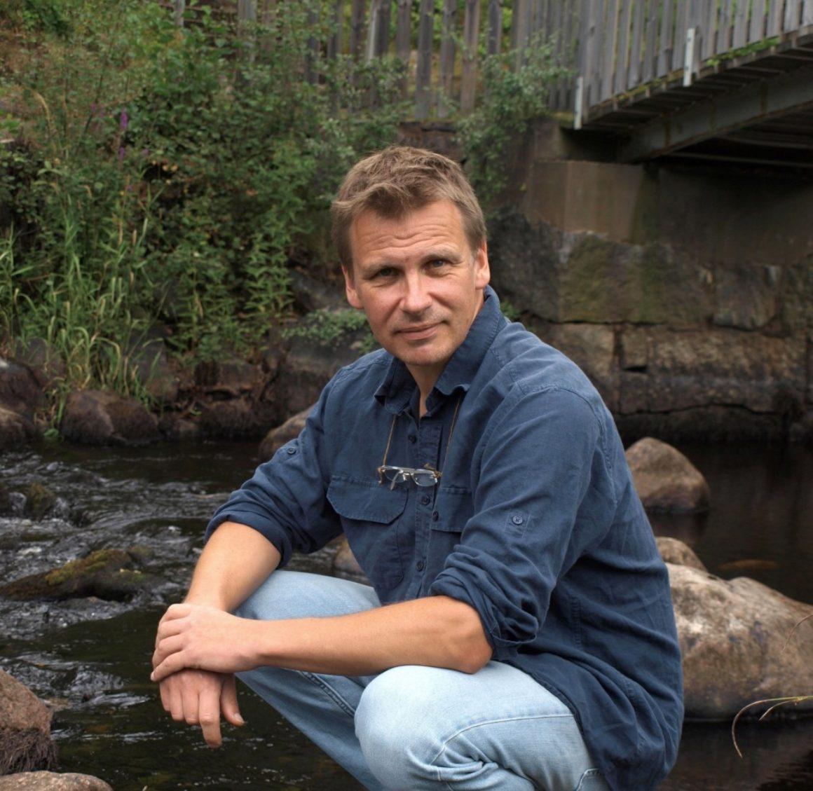 Jakob Wegelius bok Mördarens apa får ytterligare en fin nominering