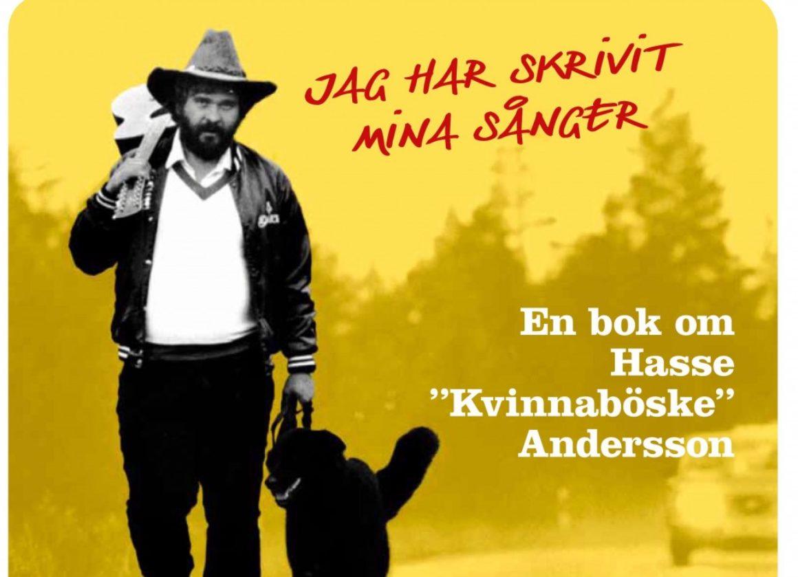Stort intresse för den andra upplagan av Hasse Anderssons självbiografi