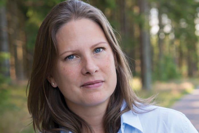 Theréze Ingmarson – skrivandet av romanen bearbetade sorgen