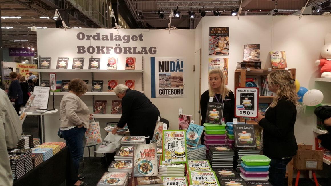 Ordalaget bokförlag om Bokmässan 2015: en stabil mässa