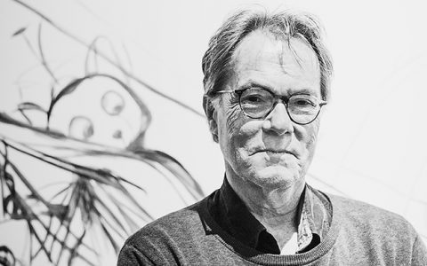 Sven Nordqvist på Dunkers Kulturhus i Helsingborg. Foto: Sarah Perfekt