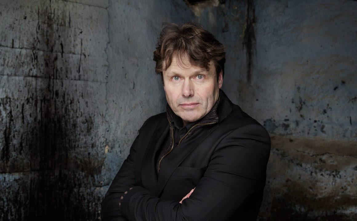 Bokfabriken ger ut norske spänningsförfattaren Torkil Damhaug