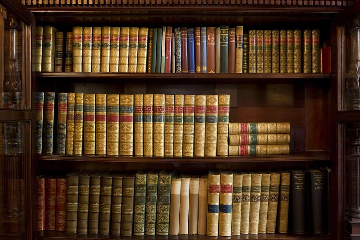 antika böcker online