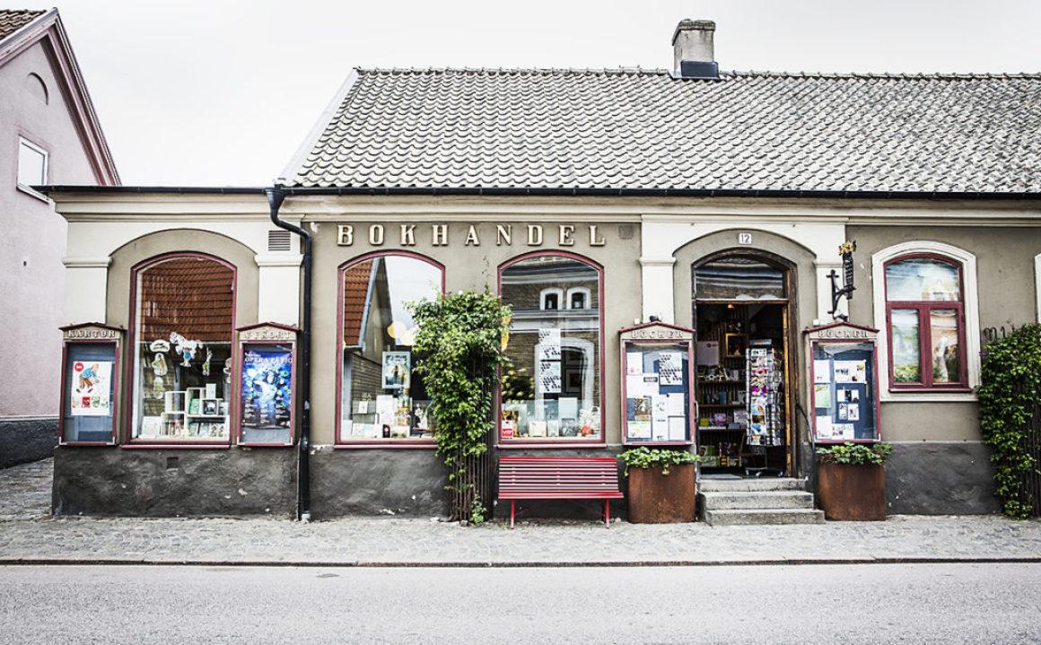 Bjäre Bokhandel en oas för både bok- och fikasugna