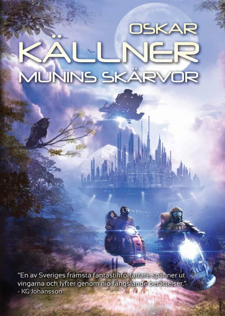 Munins skärvor, novellsamling av Oskar Källner