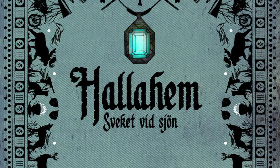 Hallahem – Sveket vid sjön av Susanne Trydal och Daniel Åhlin