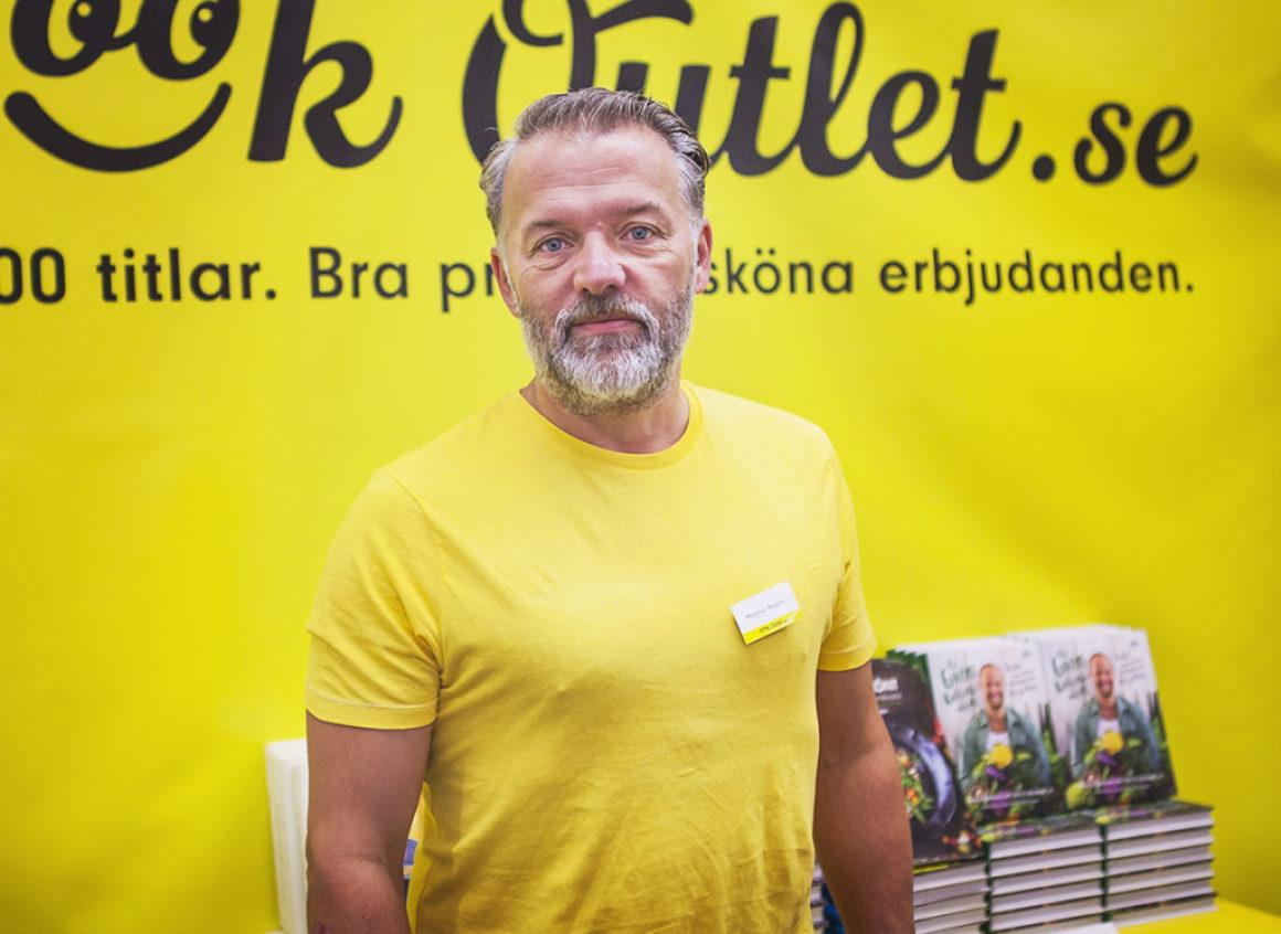 Nätbokhandeln BookOutlet.se vill utmana jättarna på bokrean