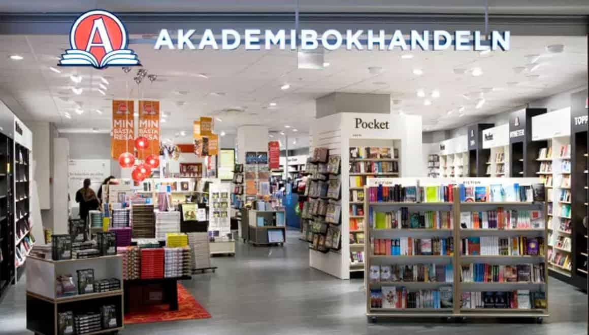 Akademibokhandeln satsar på e-handel före årets slut
