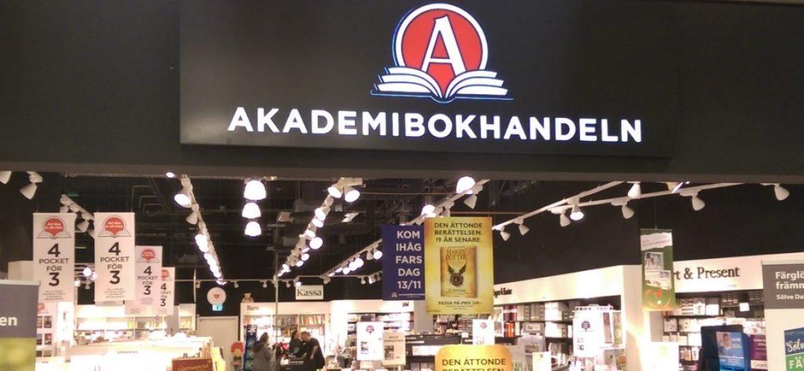 Akademibokhandeln tar obligationslån på 500 miljoner kr