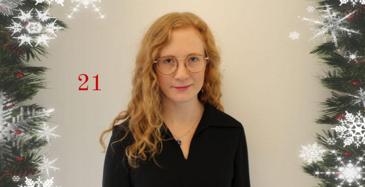 Julkalender 2016 – lucka 21:Anna von Friesen