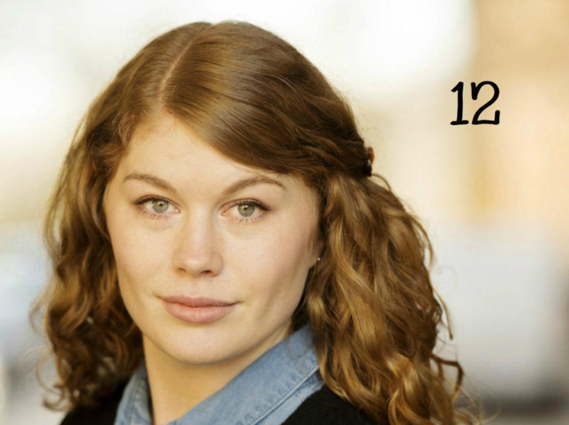 Julkalender 2016 –lucka 12: Klara Bjelkenäs