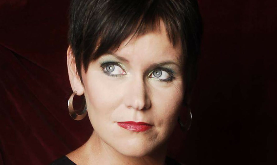 Johanna Svanborg har besökt fler återförsäljare än de flesta författare