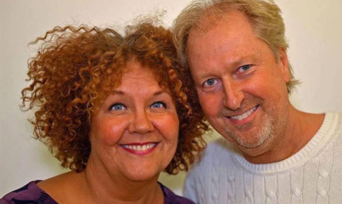 Författarna Mats och Susan Billmark har sålt 200 000 böcker utan förlag