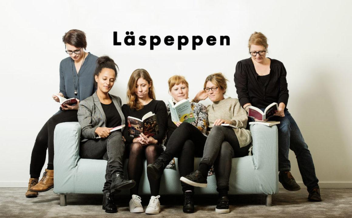 BTJ vill inspirera till läsfrämjande arbete med Läspeppen!
