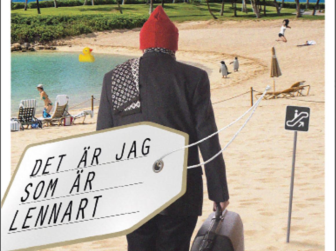 Boktips: Det är jag som är Lennart av Mats Edblad