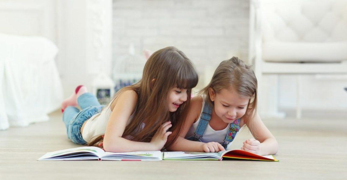 Amerikanska barns läsvanor i siffror