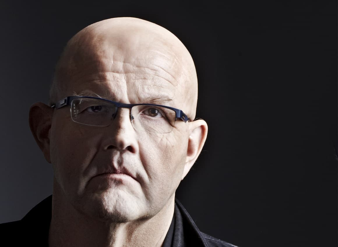 Författaren Börge Hellström död