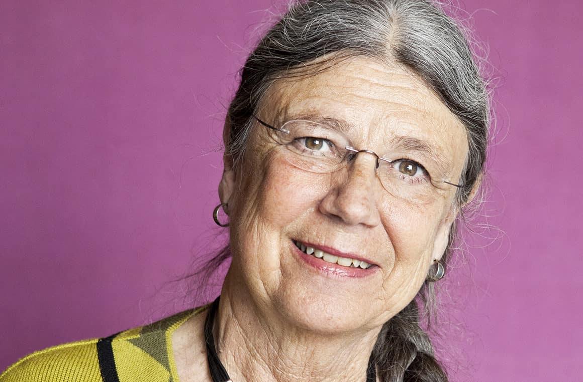 Karin Brunk Holmquist släpper ny roman