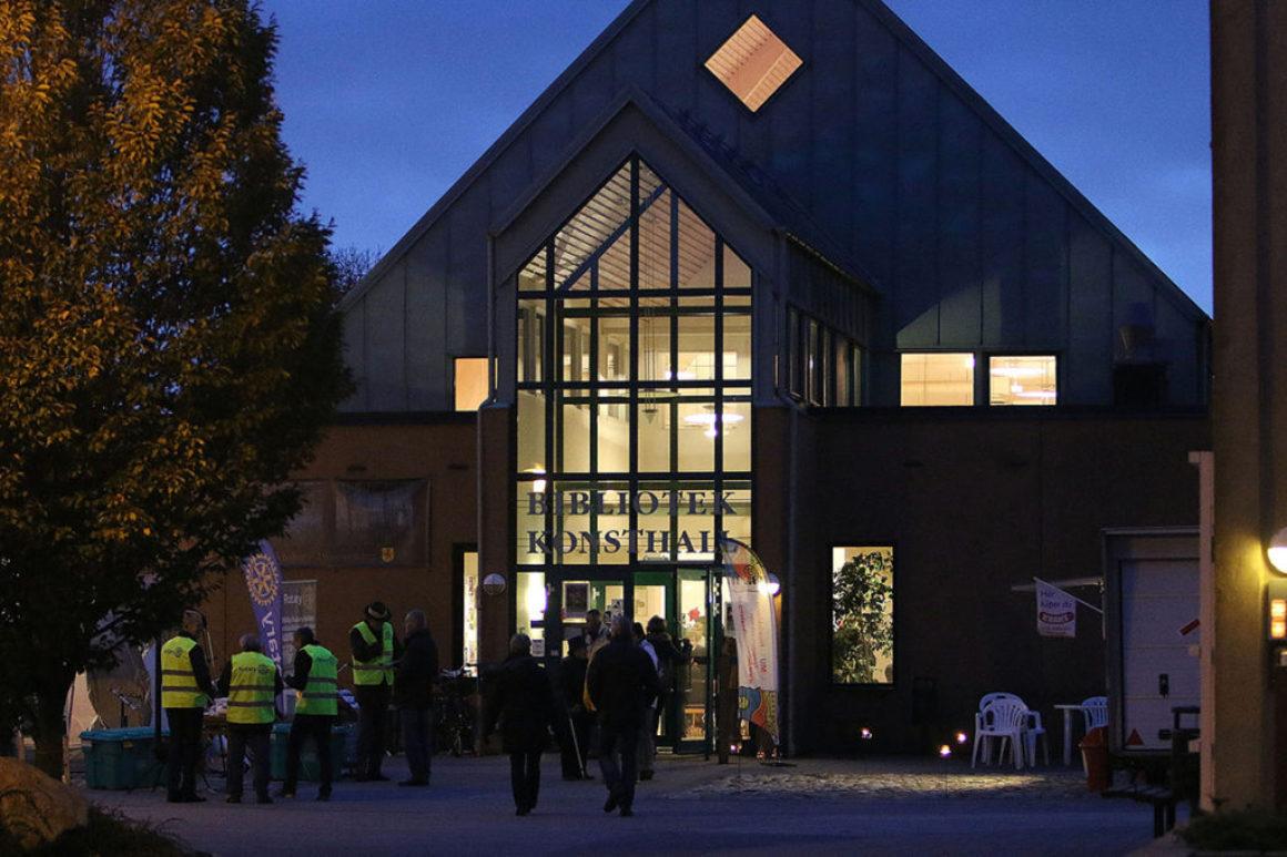 Staffanstorps kommun satsar på obemannade bibliotek