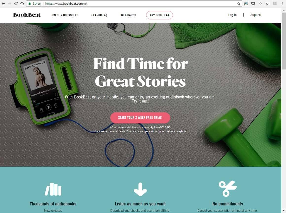 BookBeat-UK-hemsida