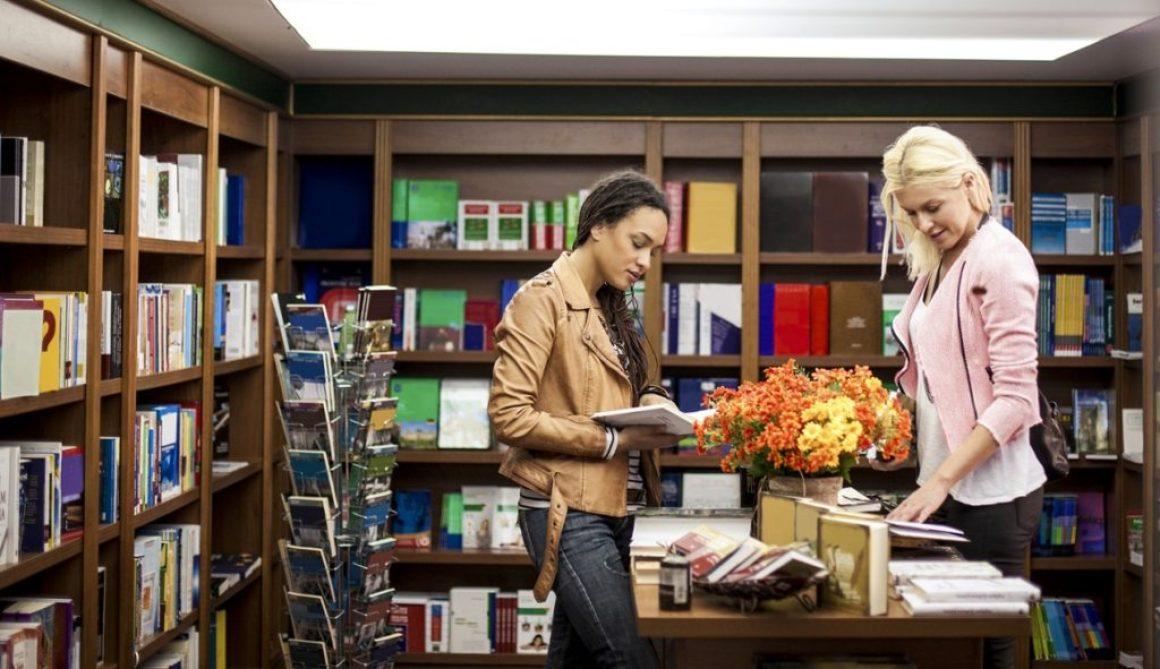 USA: Bokhandelsförsäljningen föll 3 procent i februari