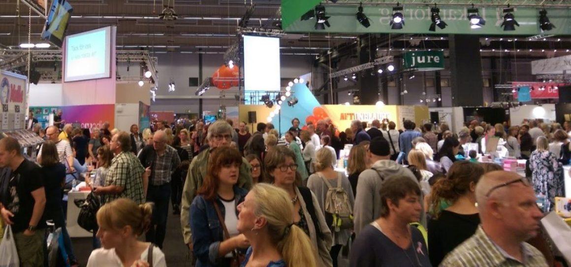 Bokmässan: Göteborg förvandlas till Almedalen