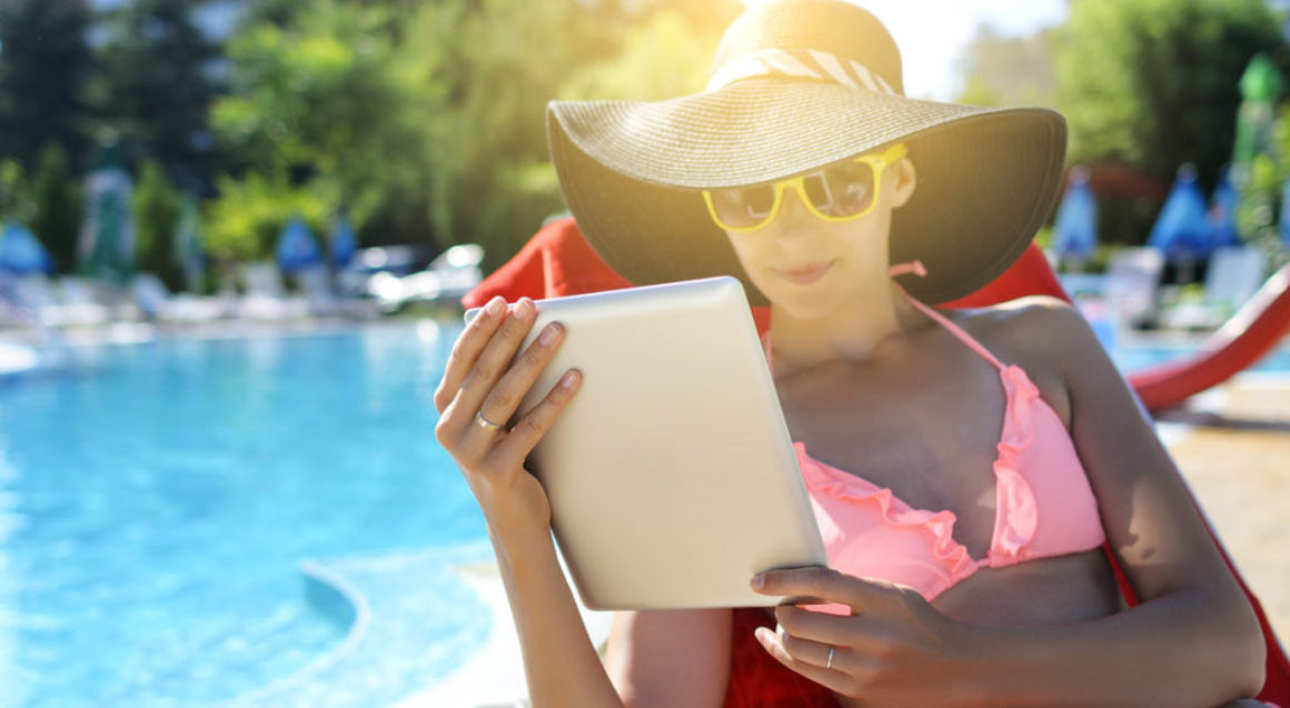 EU-beslut ger billigare nedladdning av digitala böcker på semestern