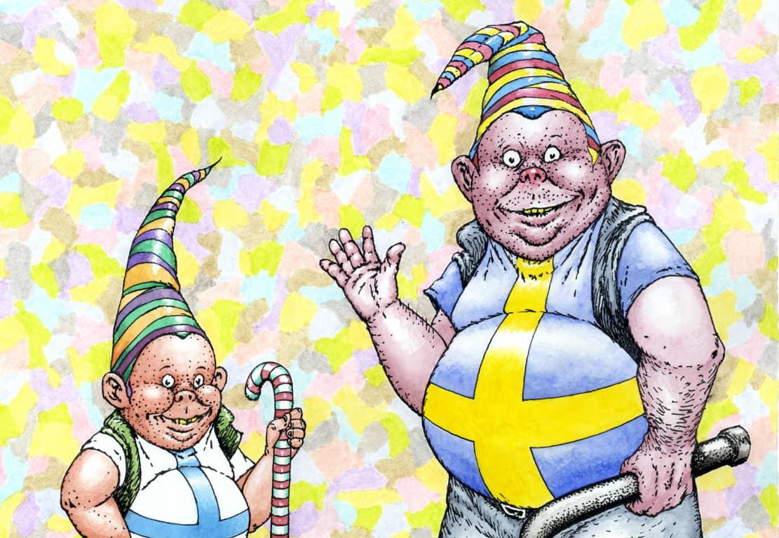 Serier för alla på Stockholms Internationella Seriefestival