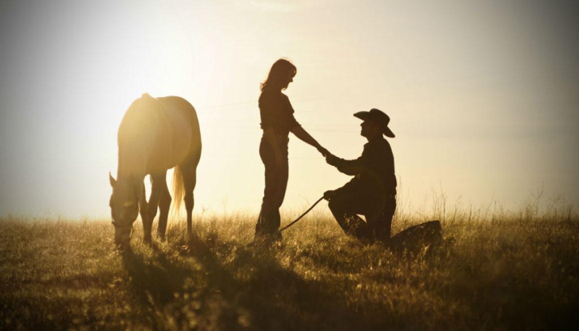 Västernromantik på utdöende – Harlequin avslutar Western Romance och fem till