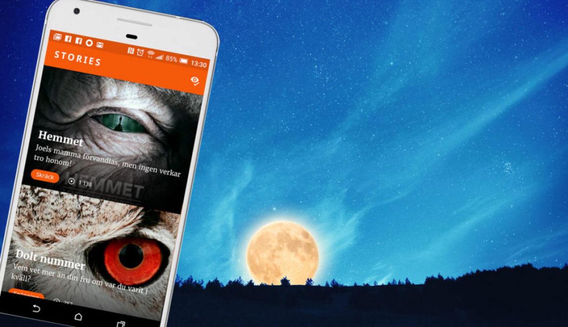 Stories by Storytel – ny gratistjänst med chattberättelser på svenska