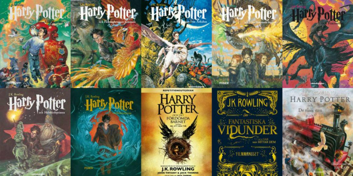 Harry Potter fortsätter förtrolla efter 20 år