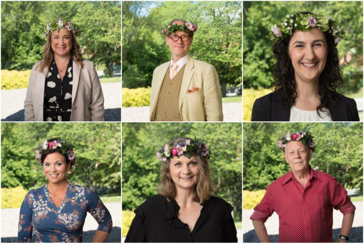 Här är författarna som sommarpratar i P1 sommaren 2017