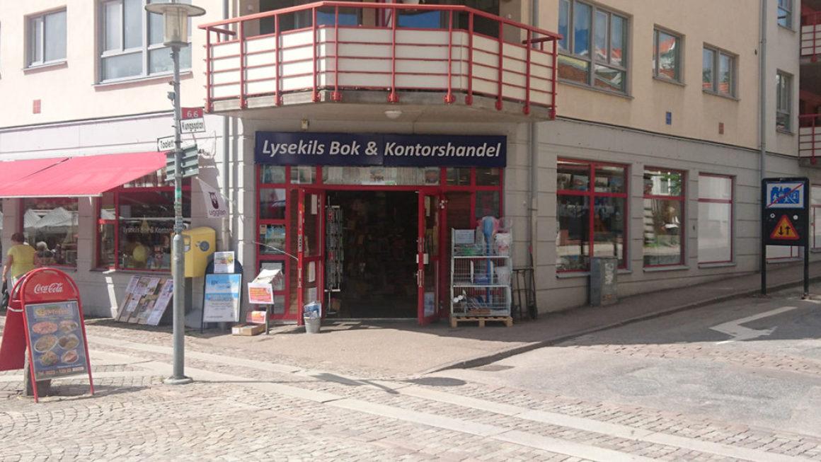 Hallmans bokhandel i Uddevalla repar sig efter ägarbyte