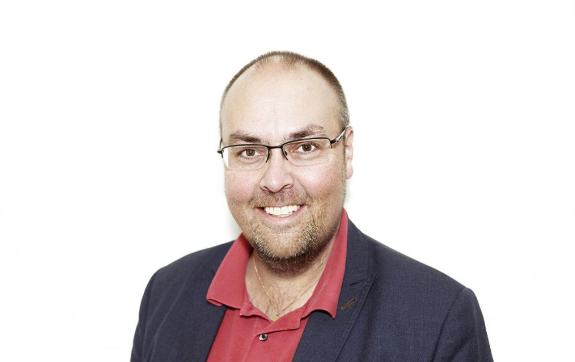 Victor Estby tar över som ansvarig för Bokdagar i Dalsland
