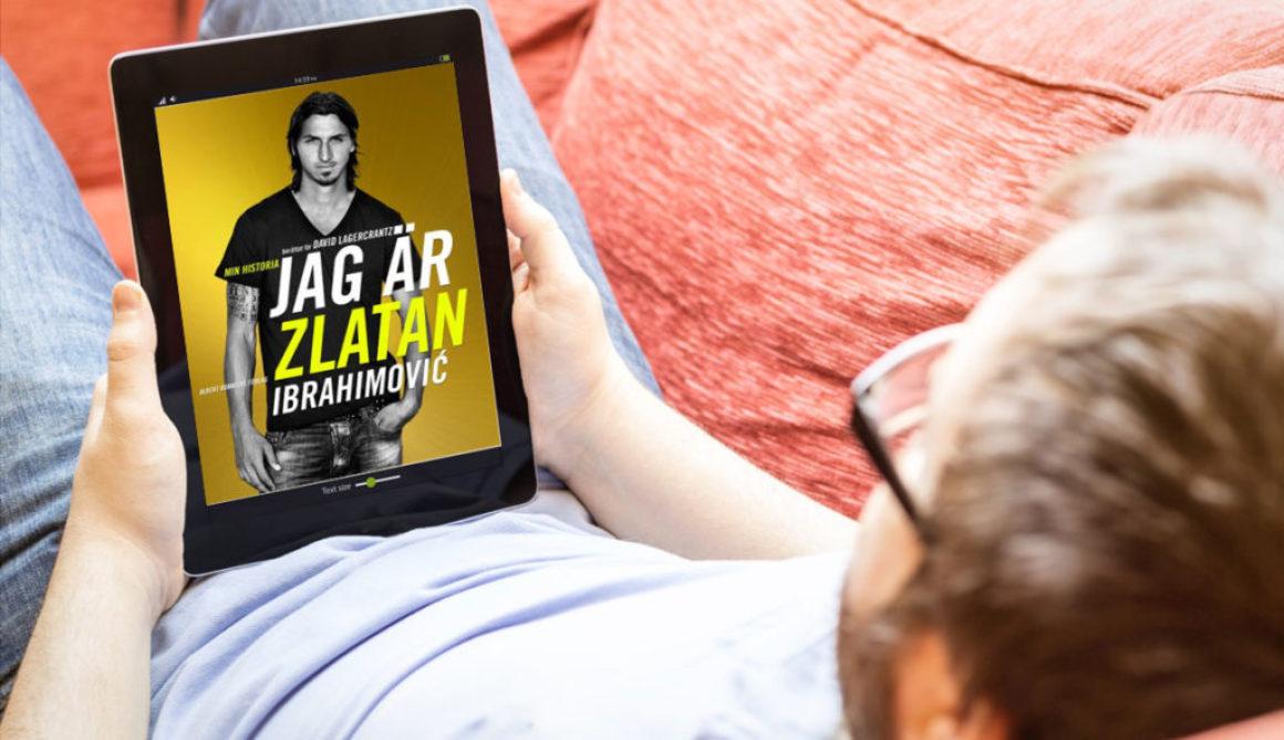 En man som heter Ove mest utlånade e-boken i Sverige genom tiderna