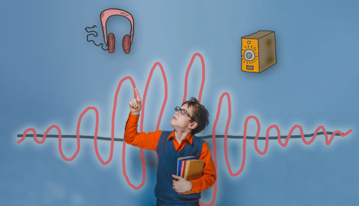 Ljudboksvågen som kan spola bort textboken