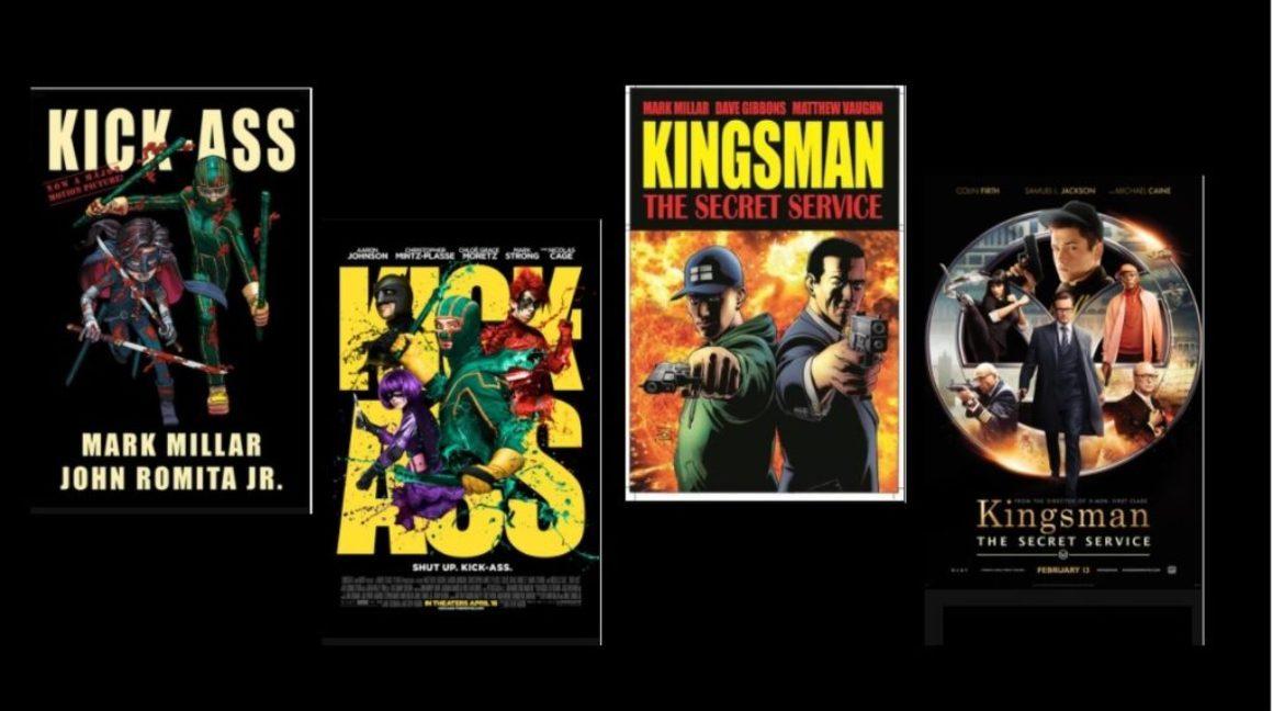 Netflix köper serietidningsförlag – bokförlag nästa?