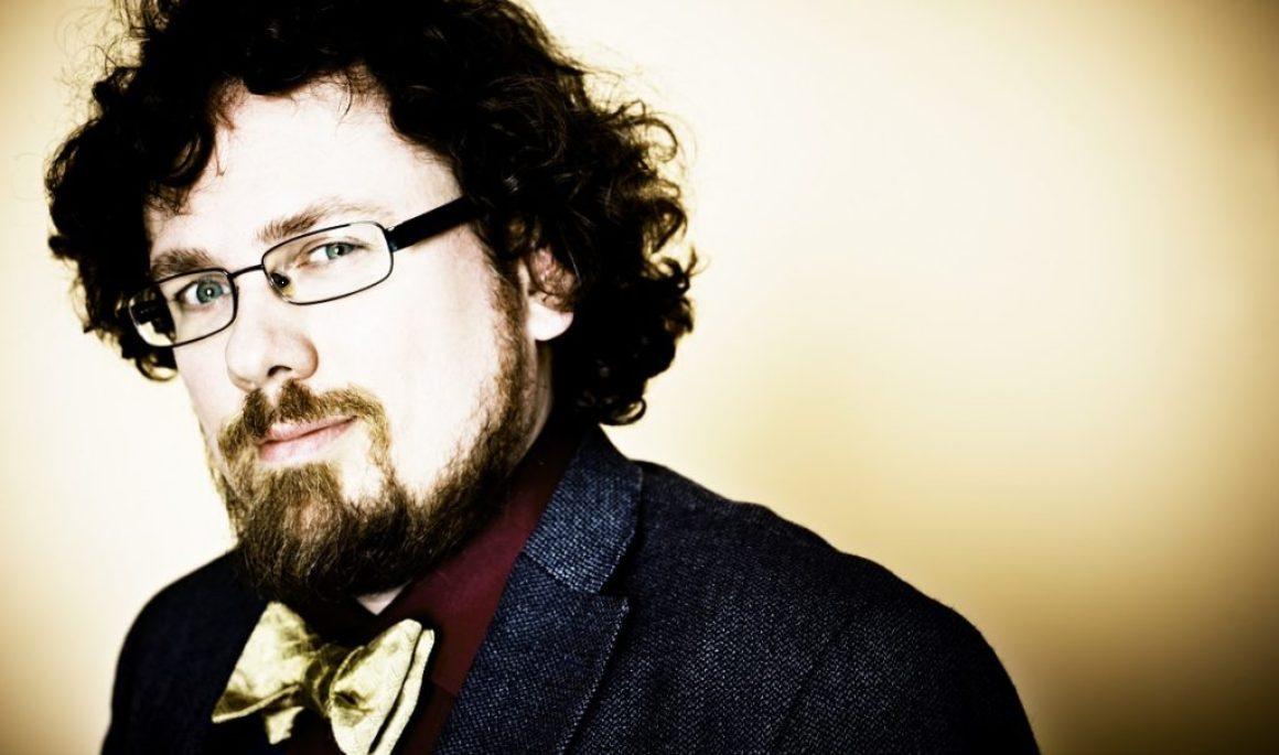 Mattias Boström gör oväntad kritikersuccé i USA och skriver roman